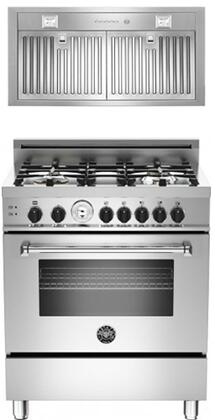 Bertazzoni 714907 Master Kitchen Appliance Packages