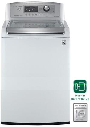 LG WT5070CW Wave Series 4.7 cu. ft. Top Load Washer, in White