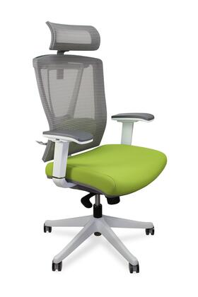Vifah ActiveChair A7X Ergonomic Office/Gaming Chair with 7-Way Adjustable Angle, Breathable Fabric and Tilting Headrest in
