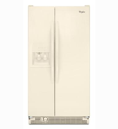 Whirlpool ED2FHEXVT Freestanding Side by Side Refrigerator |Appliances Connection