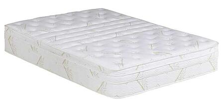 Boyd MS07298CK Mid Fill 169 Series California King Size Pillow Top Mattress