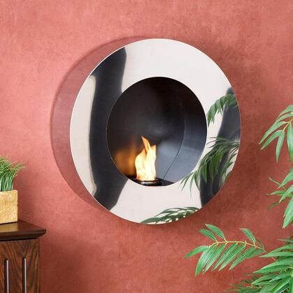 Holly & Martin 37026058434 Wall Mountable Gel Fuel Fireplace |Appliances Connection