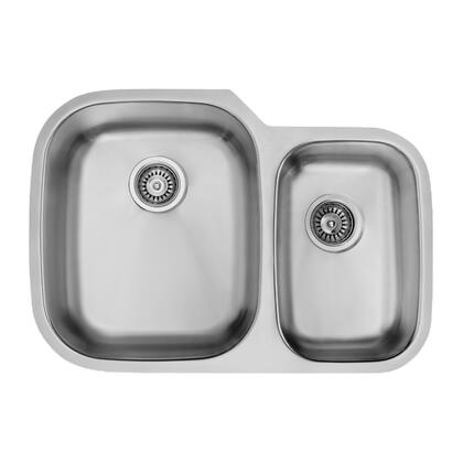 Vigo VG3021L Stainless Steel Kitchen Sink