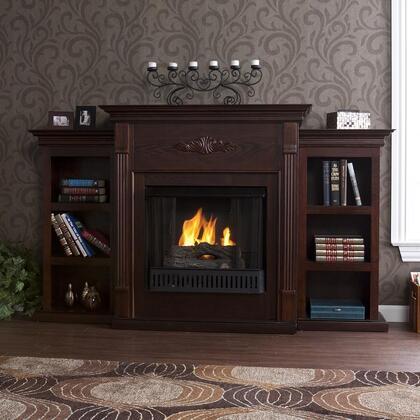 Southern Enterprises FA8545BG Tennyson Series  Gel Fuel Fireplace