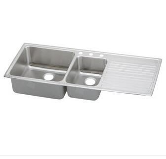 Elkay ILFGR5422L3 Kitchen Sink