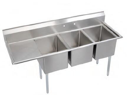 Elkay 143C18X24L18X Kitchen Sink