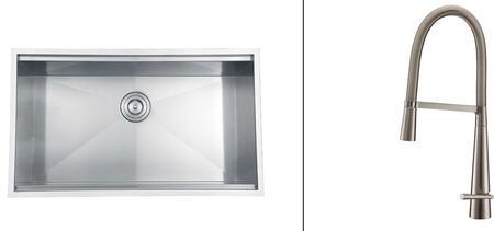 Ruvati RVC2374 Kitchen Sink