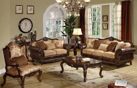 Acme Furniture 50155SLC Remington Living Room Sets