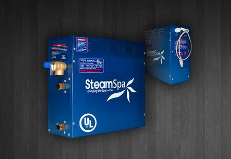 Steam Spa D900