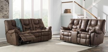 Benchcraft 92201872PC Burgett Living Room Sets