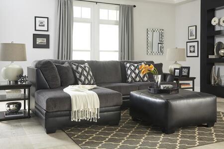 Milo Italia MI4590LSSOBLAC Efrain Living Room Sets