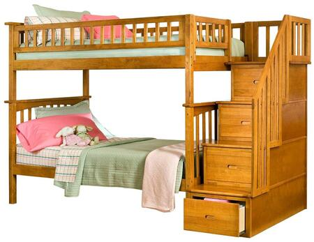 Atlantic Furniture AB55607  Bunk Bed
