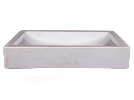 Eden Bath Eden Concrete Sinks EB N008CR 1