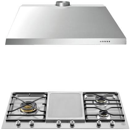 Bertazzoni 708241 Kitchen Appliance Packages