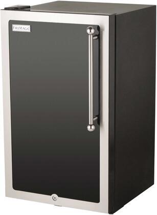 FireMagic 3590HDL Built In All Refrigerator Outdoor Refrigerator