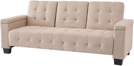 Glory Furniture G731S  Chair Sleeper Suede Sofa