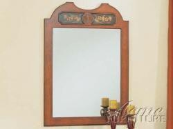 Acme Furniture 08403 Estate Series  Portrait Wall Mirror