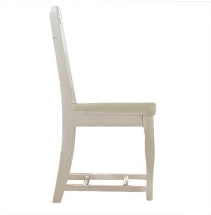American Woodcrafters 65X0774 Armless Chair in XXX Finish
