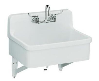 Kohler K12787W Utility Sinks Sink