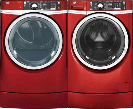 GE 720926 Washer and Dryer Combos
