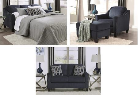 Benchcraft 80202QSSLCO Creeal Heights Living Room Sets