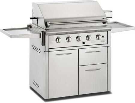 OCI OCIE36BQRL Built In Grill, in Stainless Steel