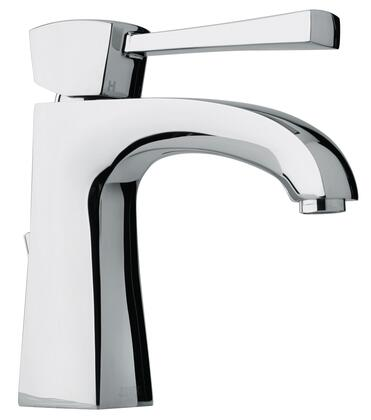 Jewel Faucets 11211XX Single Lever Handle Lavatory Faucet With Arched Spout
