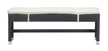 Zuo 701011 Myrtle Series  Bench