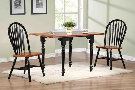 Sunset Trading DLUTLD3448820LO3PC Sunset Selections Dining R