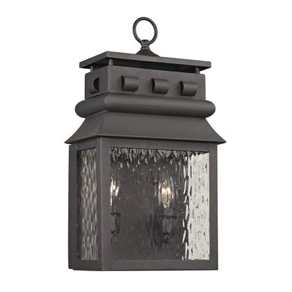 ELK Lighting 470612 in the color Charcoal