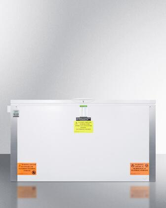 Summit VT175  White Chest Freezer with 18 cu. ft. Capacity