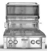 RCS AGP30NG Built In Natural Gas Grill