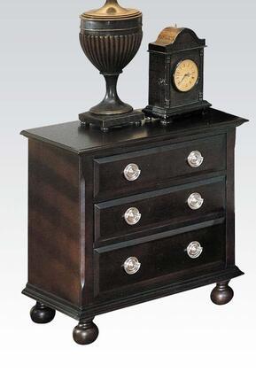 Acme Furniture 01793 Amherst Series Rectangular Wood Night Stand