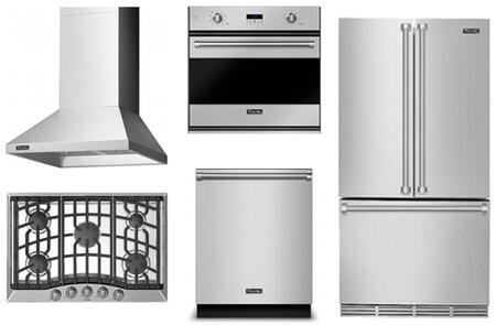 Viking 715777 3 Kitchen Appliance Packages