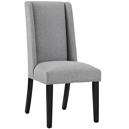 Modway Baron Dining Chair Eei2748lgrset Light Grey