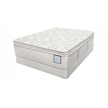 Serta PSPT701423F Bellagio Series Full Size Pillow Top Mattress