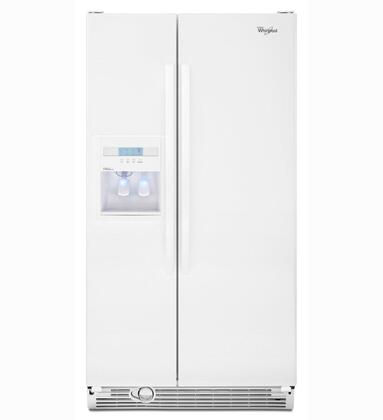 Whirlpool ED2KHAXVQ Freestanding Side by Side Refrigerator