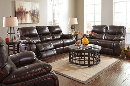 Milo Italia MI5309NSLRBRIN Sierra Living Room Sets