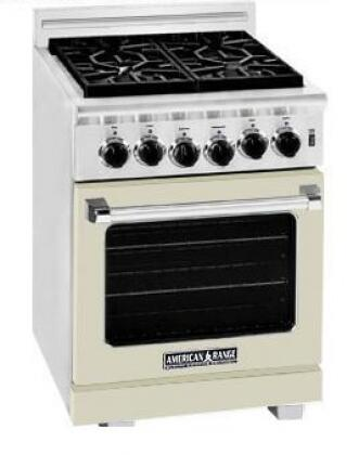 American Range ARR244LBG Heritage Classic Series Gas Freestanding