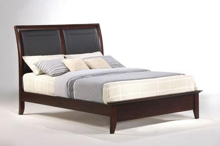 Accent HA870405BED Arlington Series  California King Size Sleigh Bed