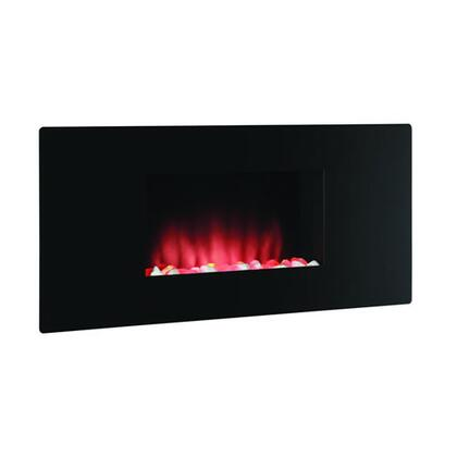Classic Flame 35HF500GRABLK Wall Hanging Series Wall Mountable Electric Fireplace