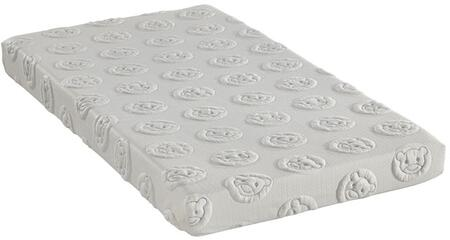 MLily SWEETDREAMS6T Sweet Dreams Series Twin Size Memory Foam Top Mattress