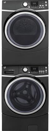 GE 705763 Washer and Dryer Combos