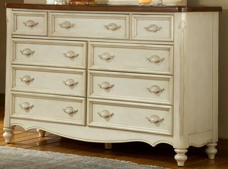 American Woodcrafters 3501290  Wood Dresser