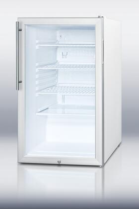 Summit SCR450LHVADA Freestanding All Refrigerator