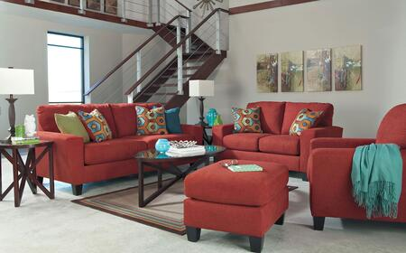 Milo Italia MI1276SET3PCSIEN Nelson Living Room Sets
