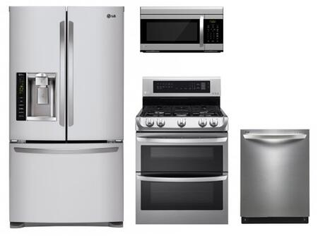 LG 728949 Kitchen Appliance Packages