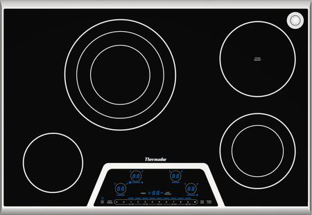 Thermador CES304FS Masterpiece Deluxe Series Electric Cooktop |Appliances Connection