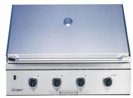 Dacor OBS36NG Built-In Natural Gas Grill