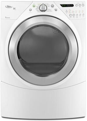 Whirlpool WGD9550WW Gas Duet Series Gas Dryer